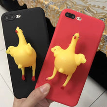 Squishy Chicken Phone Cover For iPhone