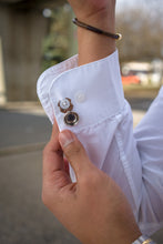 Load image into Gallery viewer, Magnetic CLIPOFF Cufflinks - CLIP OFF Suit & Tie Accessories