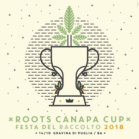Roots Cannabis CUP 2018 - NegozioCBD.it
