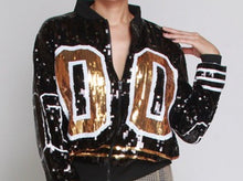 All Hail The Saints Sequin Jacket