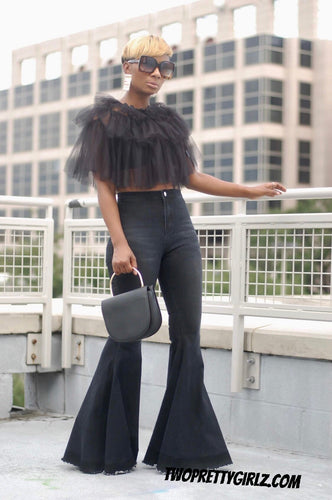 Tulle Cape/ Shrug with Ribbon Tie