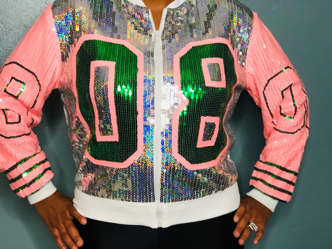 Salute to my AKA sisters Jacket