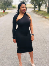 Black LaSonya Dress