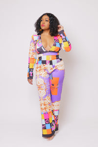 Color Me Pretty Jumpsuit