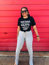 Virtual Happy Hour (Graphic T-Shirt) Curvy/Plus