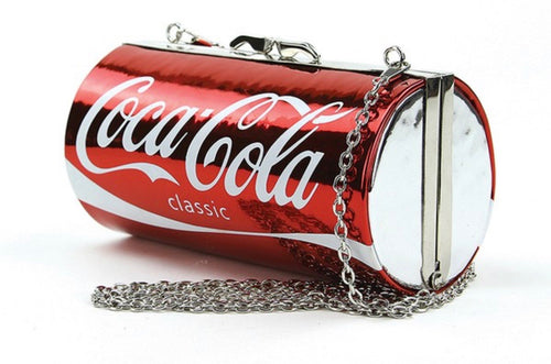 Mini Bag-Have a Coke and a Smile Purse (Coke Size)