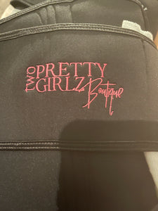 Pretty Girlz Workout too Sweat Belt  up to size 3X