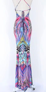 Color of Love Maxi Dress