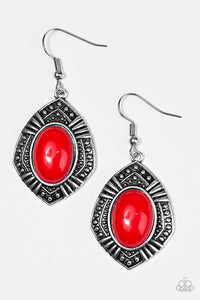 Tribal Trend - Red