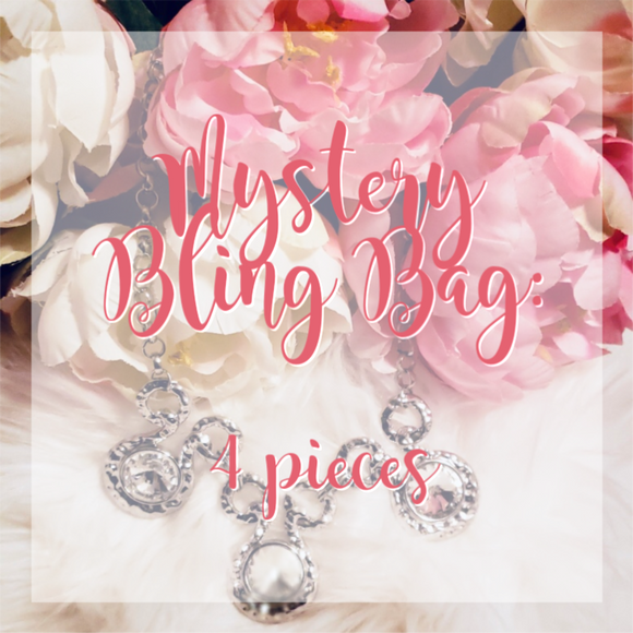 Mystery Bling Bag - 4 Pieces