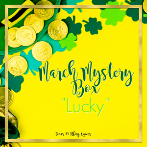 March Mystery Box: Lucky