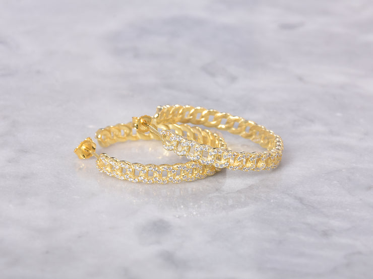 Curb Design CZ Hoops