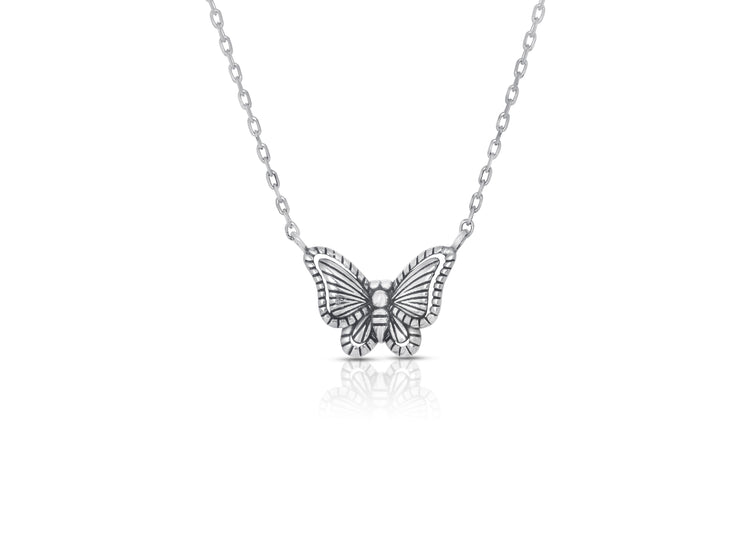 Dainty Butterfly Necklace
