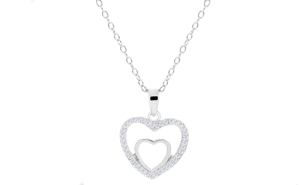 Cubic Zirconia Statement Pendant Necklaces