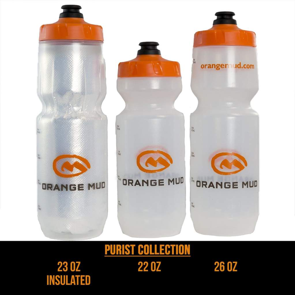 "Drink Bottles - ""Purist Collection"""