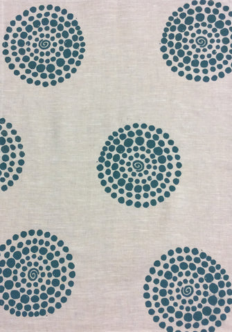Tea Towel - Lee-Anne Williams: Circle Spiral