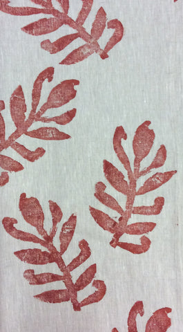 Tablecloth- April Jones: Gumnut Leaves