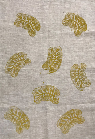 Tea Towel-Nita Williams: Bush Onion