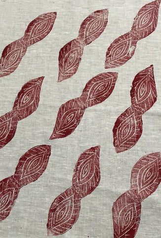 Tea Towel - Nina Malay: Seed Pod