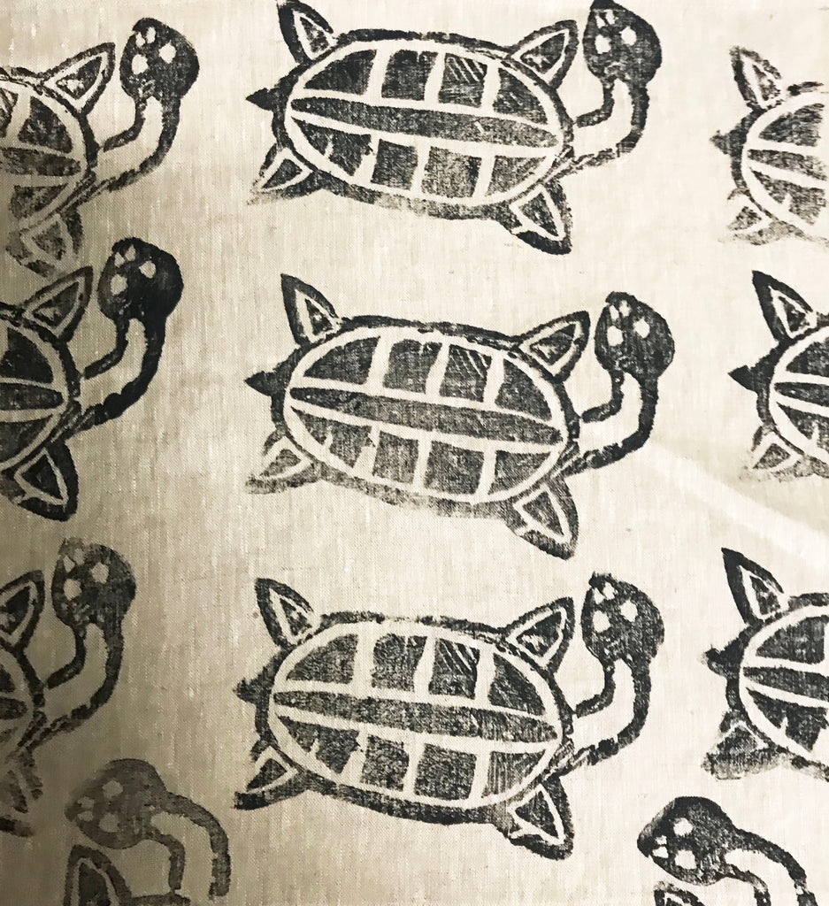 Napkins set of 6- Deb Yadda: Turtles