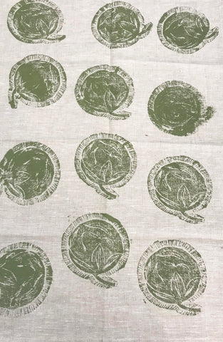 Tea Towel-Nita Williams: Bush Tomato