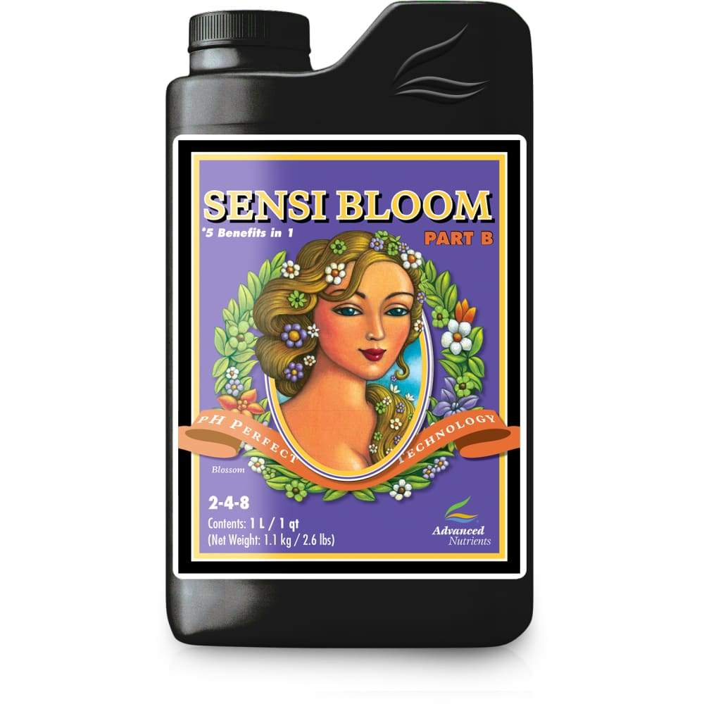 Advanced Nutrients pH Perfect Sensi Bloom A+B 1 Liter Dünger