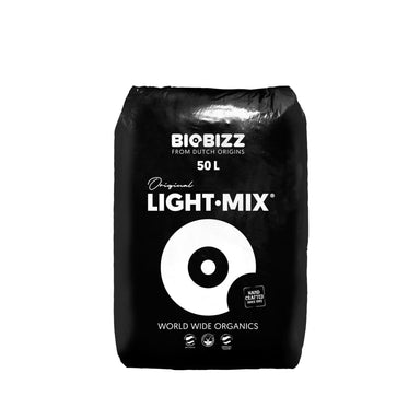 BioBizz Light Mix 50L Erde