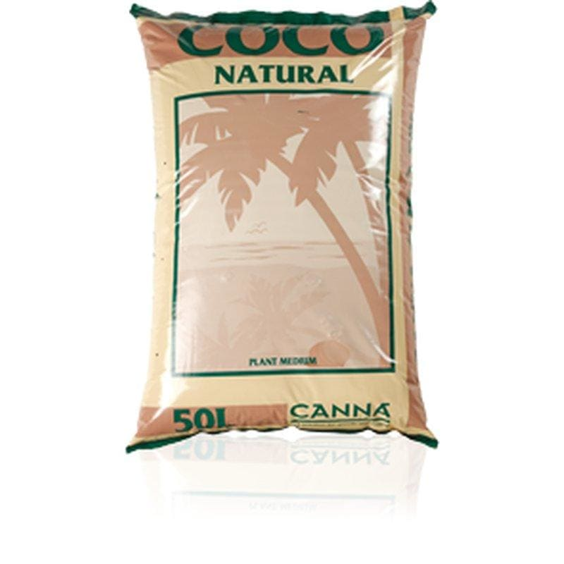 Canna Coco Natural 50L Erde