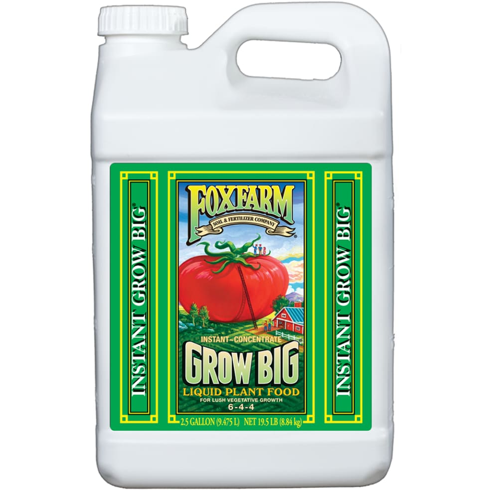 FoxFarm - Grow Big Liquid (Erde) 3.79L Dünger