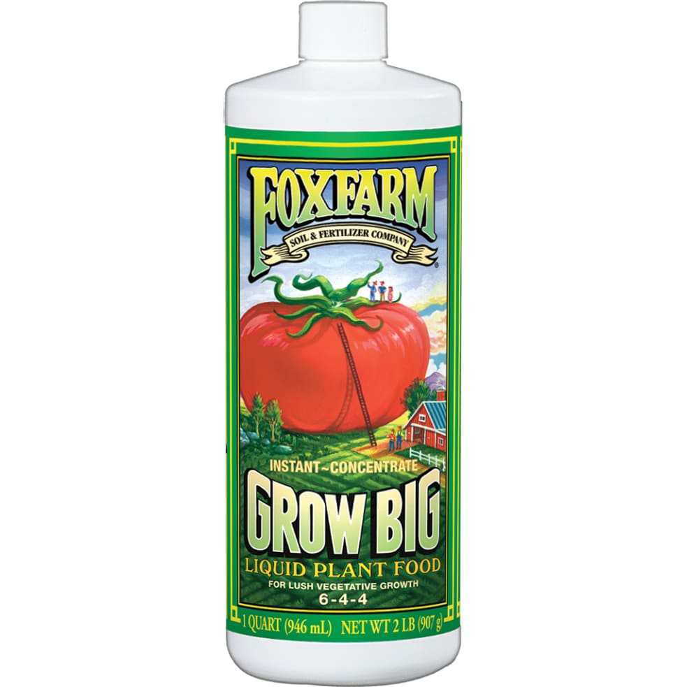 FoxFarm - Grow Big Liquid (Erde) 473ml Dünger