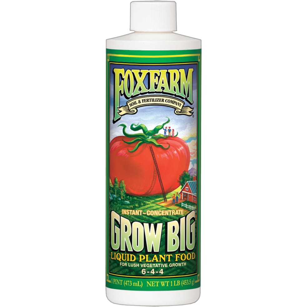 FoxFarm - Grow Big Liquid (Erde) 946ml Dünger