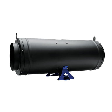 Mountain Air® Rohrventilator EC Whisper Silencer - 150 mm - 594 m³/h Abluft & Filter