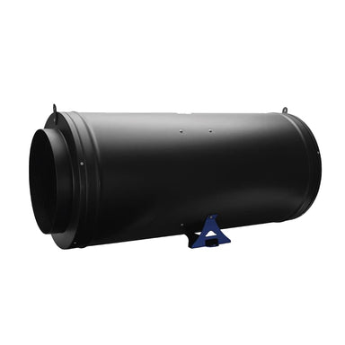 Mountain Air® Rohrventilator EC Whisper Silencer - 200 mm - 1205 m³/h Abluft & Filter