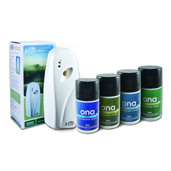 ONA Mist Dispenser Geruchsneutralisierer Grow-Deals.de
