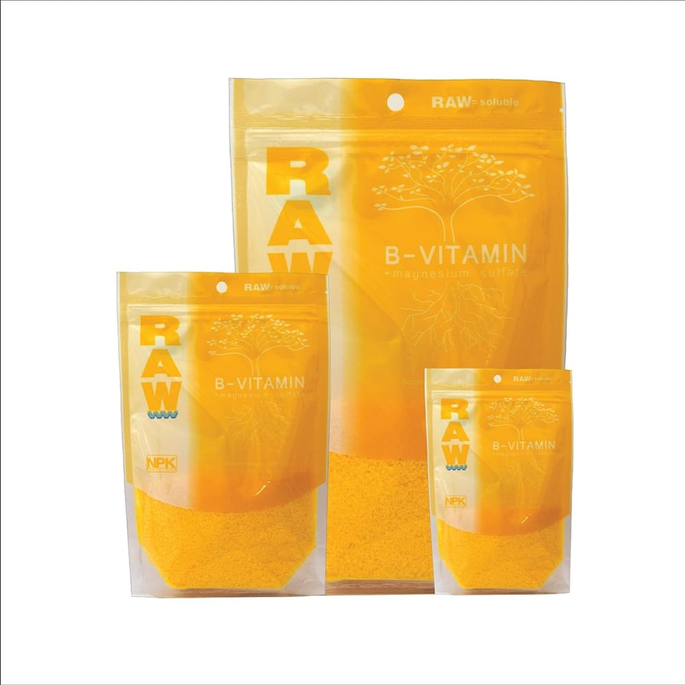 RAW B-Vitamin 56.69g Dünger