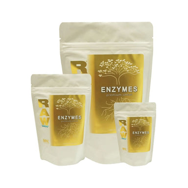 RAW Enzymes 56.69g Dünger