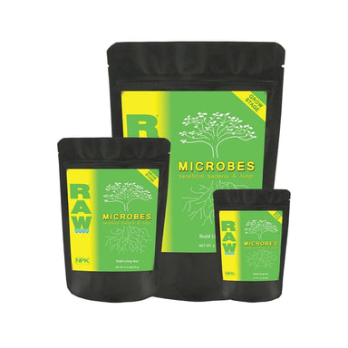 RAW Microbes Grow 56.69g Dünger