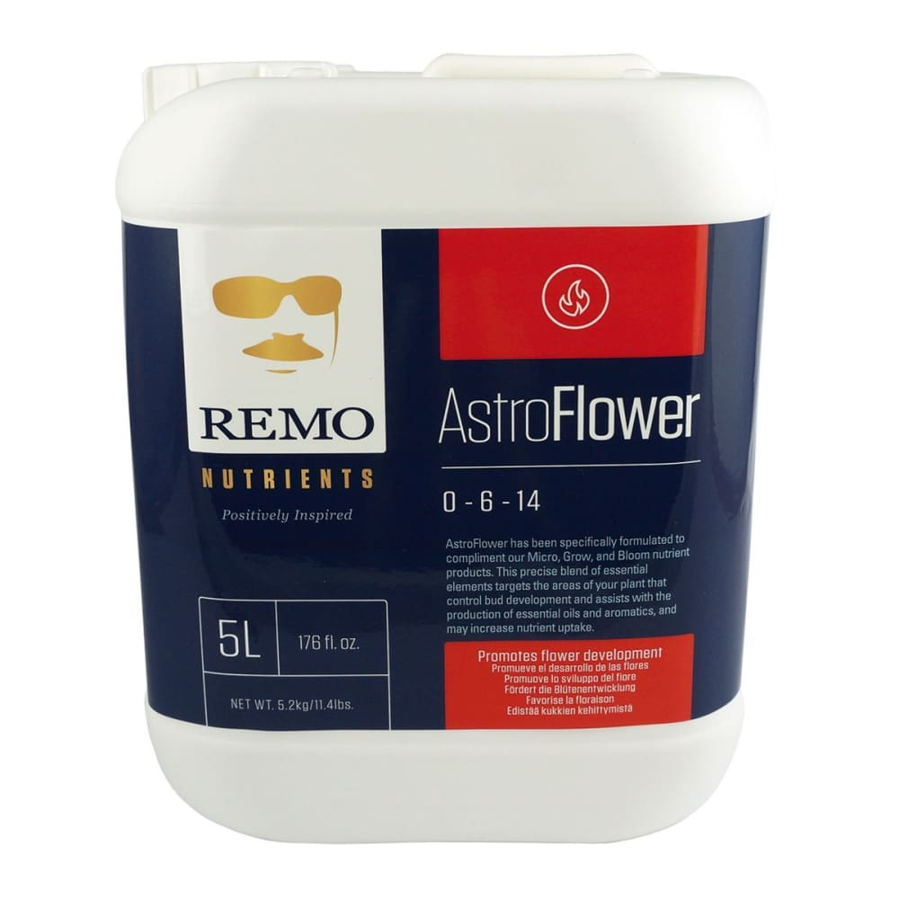 Remo Nutrients - Astro Flower 5L Dünger