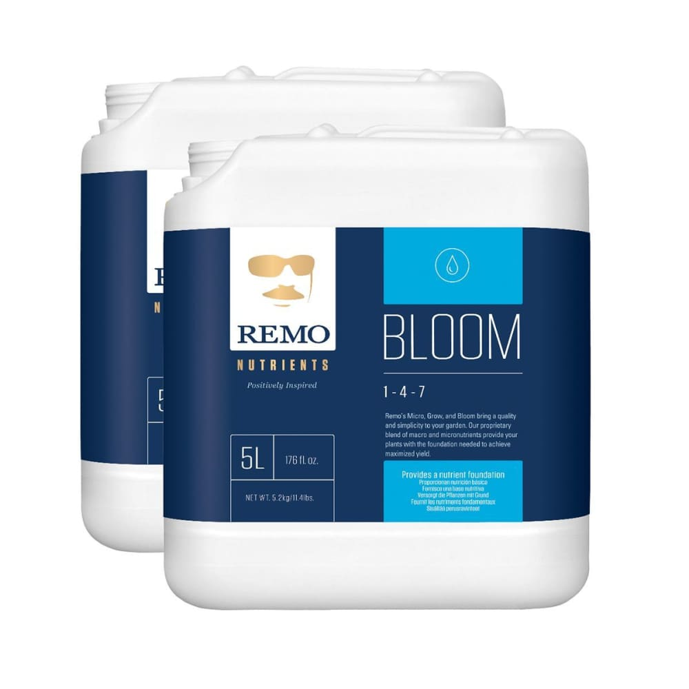 Remo Nutrients - Bloom 5L Dünger