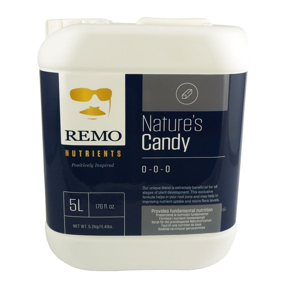 Remo Nutrients - Nature's Candy 5L Dünger