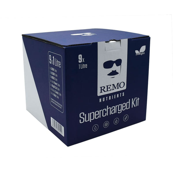 Remo Nutrients - Remo Supercharged Grow Kit Dünger Grow-Deals.de