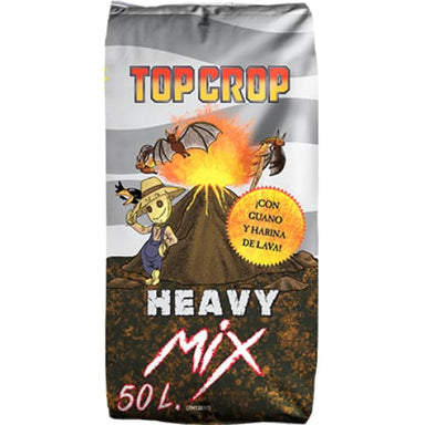 Top Crop Heavy Mix 50L Erde