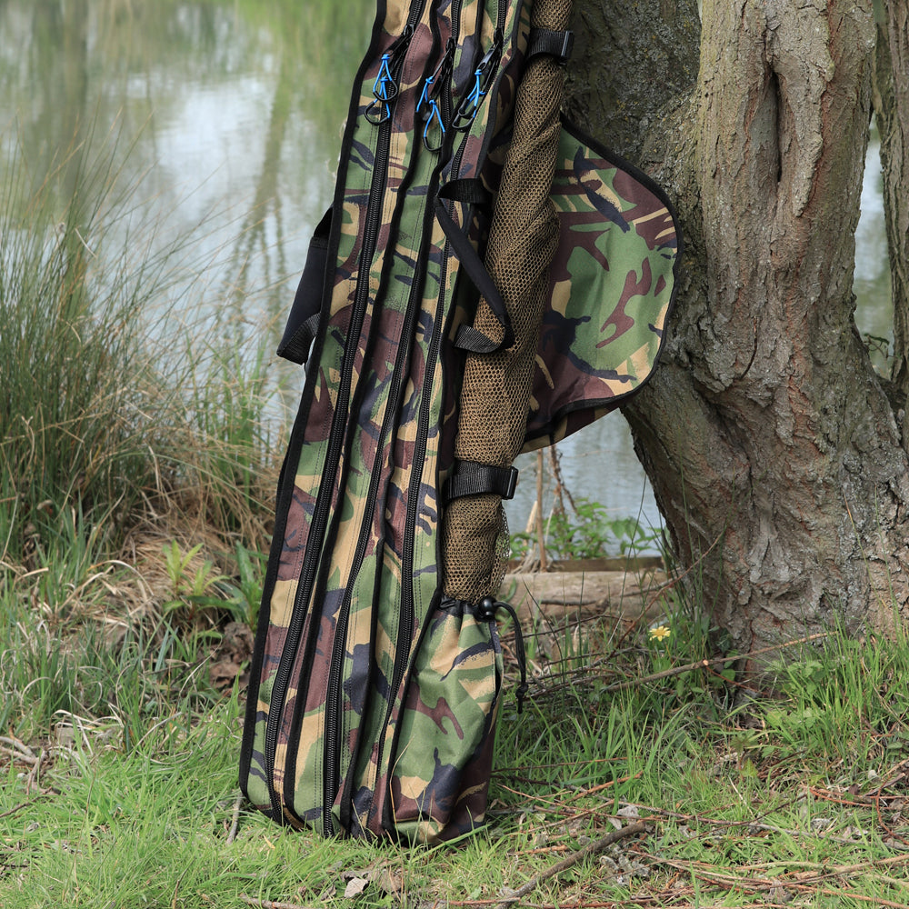 DPM Camo Compact 3 Rod Sleeve 9ft and 10ft