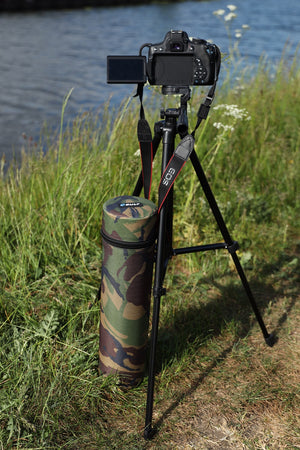 Tripod and DPM Rigid Case