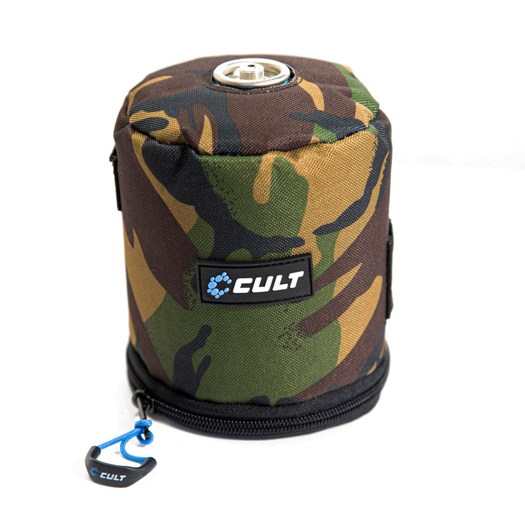 DPM Camo Gas Canister Case