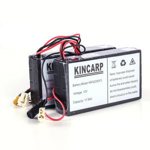 Spare Lithium Batteries For Ranger Bait Boat