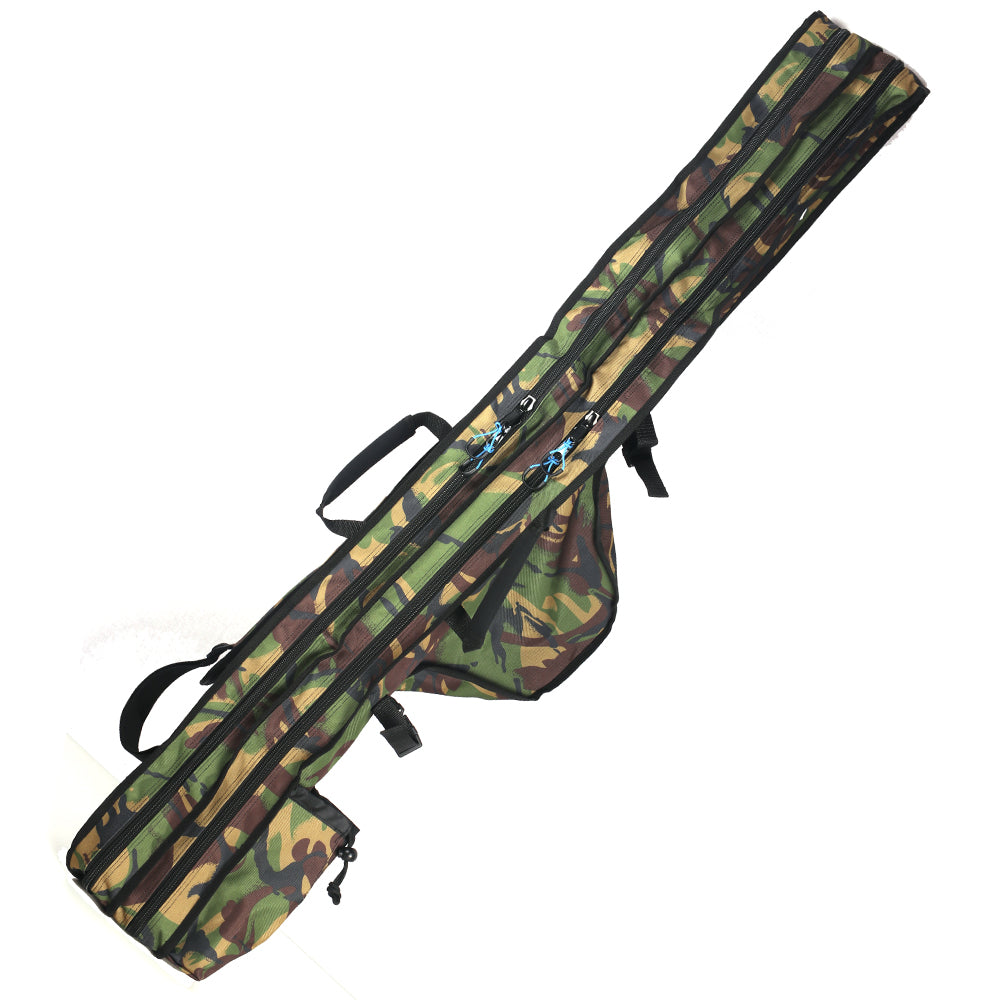 DPM Camo Compact 2 Rod Sleeve 9ft and 10ft
