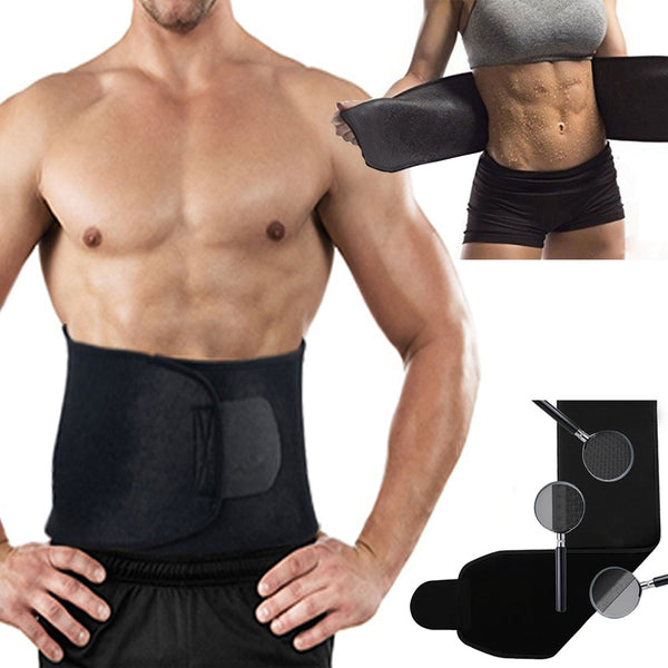 Belly Band Wrap Belt