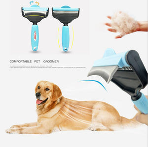 Pet Dog Needle Comb Safe Brush Hair Care