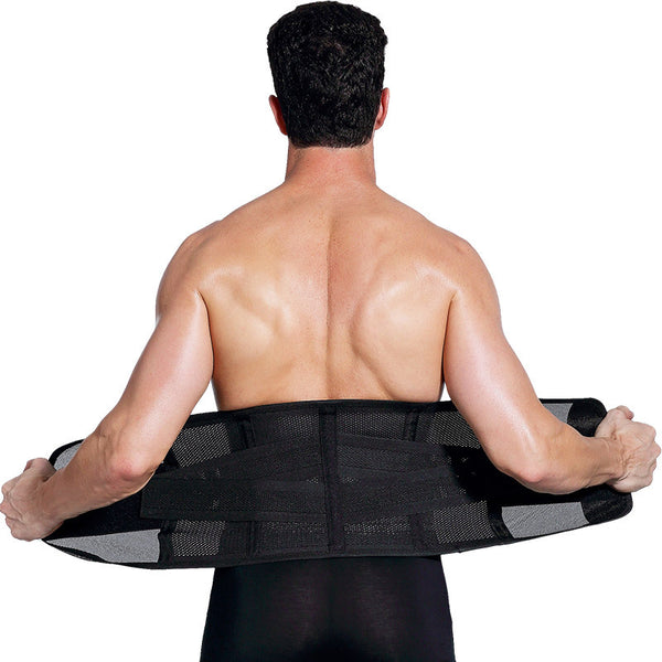 Men Fat Burning Girdle Slimming Belt